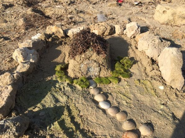 kids beach activities sand huts