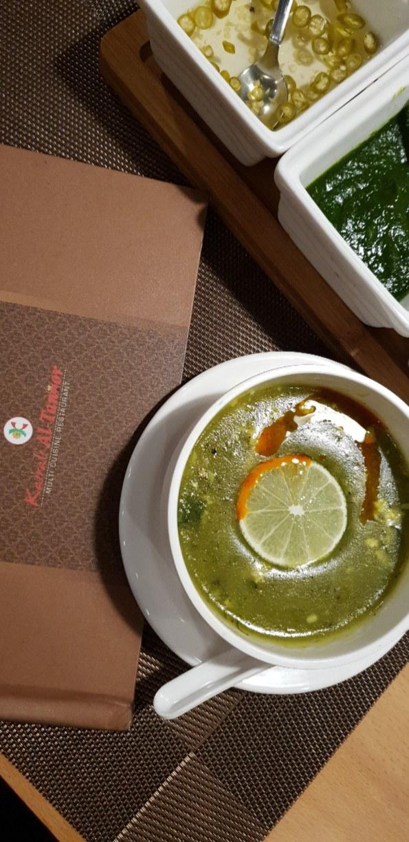 Kairali altanoor soup