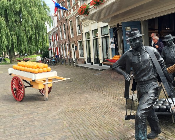 edam waterland towns day trip holland travel