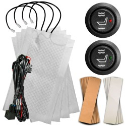 Universal Retrofit Insert Heated Kit