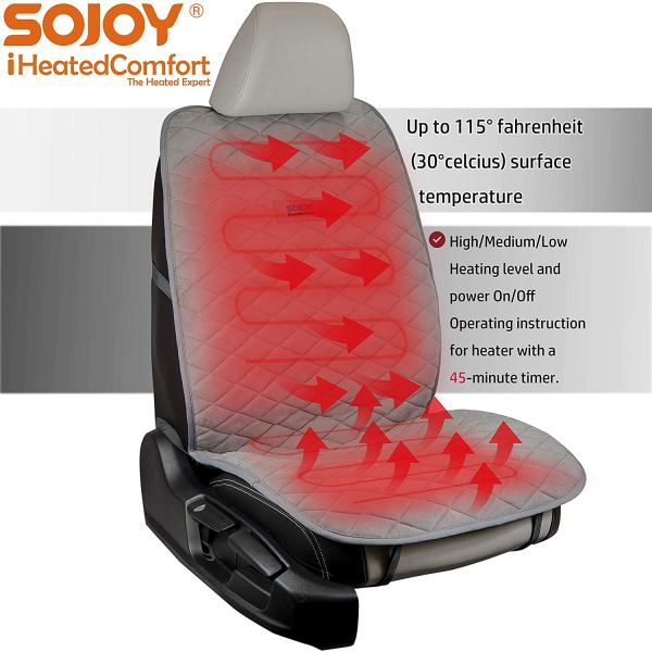 Car Heated Seat Cushion
