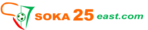Soka25east logo New