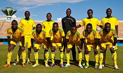 AS Kigali of Rwanda-Photo Courtesy
