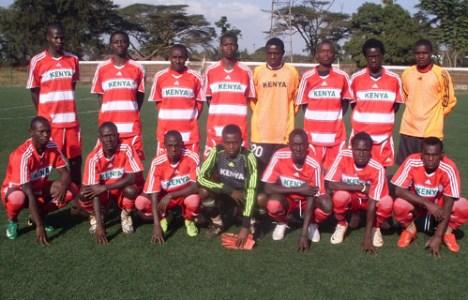 Kenya U 20 -Photo Courtesy