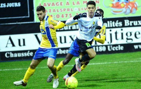 Lierse loss to Union