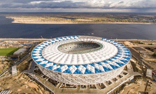 Volgograd  Stadium - Russia 2018 World cup