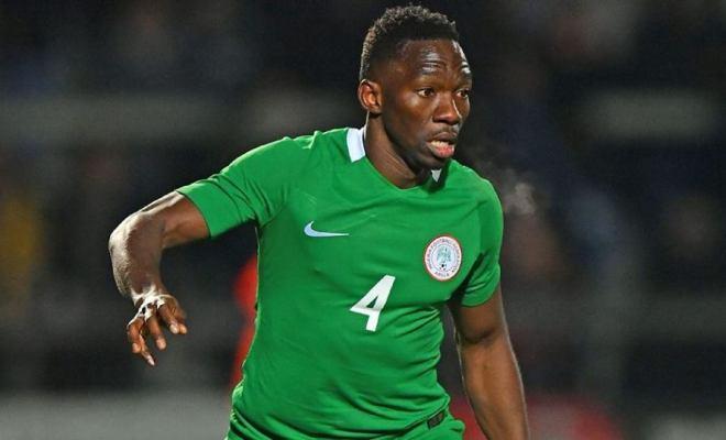 Nigeria S Kenneth Omeruo Optimistic Ahead Of Poland Friendly