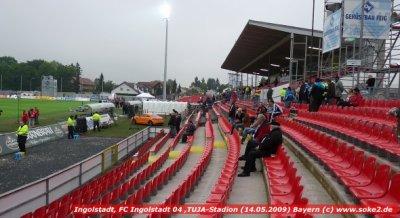 Ingolstadt – BZA Süd-Ost (ESV-Stadion) | www.soke2.de