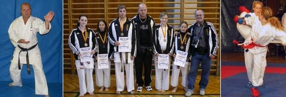Karate - oddílové foto
