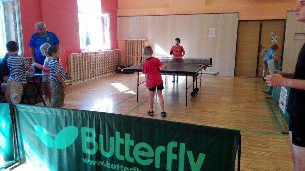 Nábor mládeže do oddílu stolního tenisu