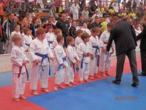 Přebory Prahy v karate 2017