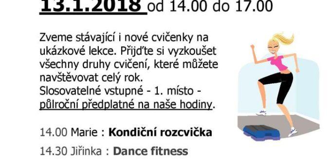 Novoroční cvičení 2018