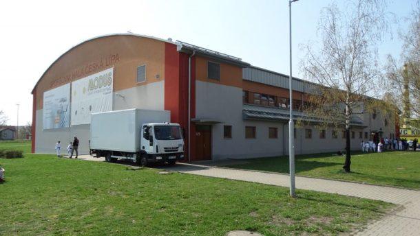 Česká lípa 2019 - sportovní hala
