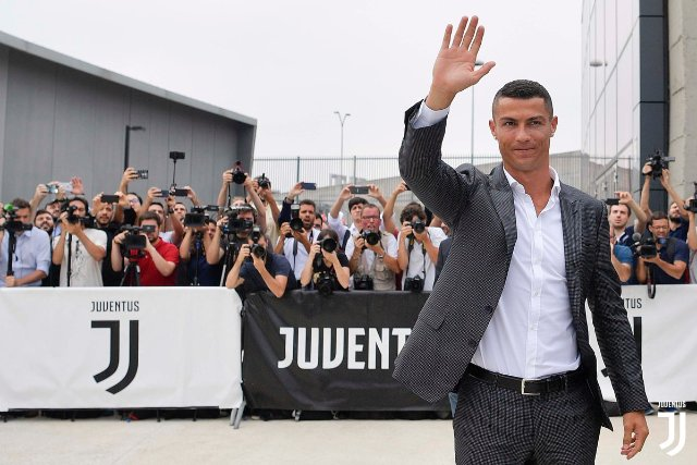 Players my age usually go to Qatar or China – Ronaldo