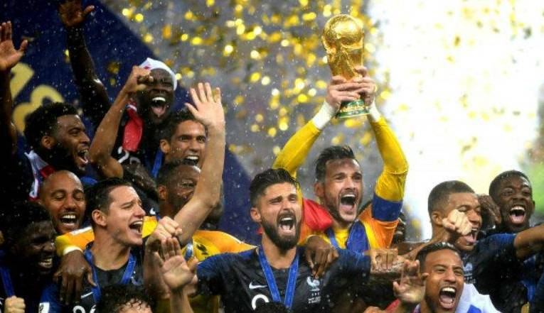 France lashes brave Croatia to win 2018 World Cup