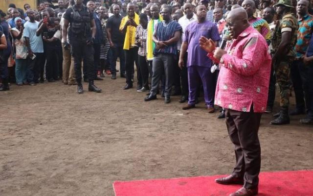 Nana Addo Dankwa Akufo - Addo