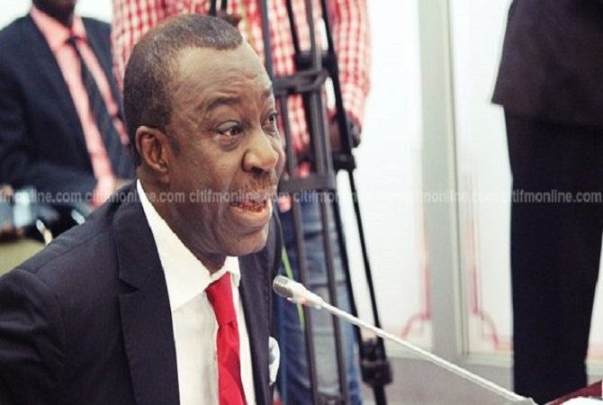 'If we fulfill 60% of our promises; we've done well' – Akoto Osei