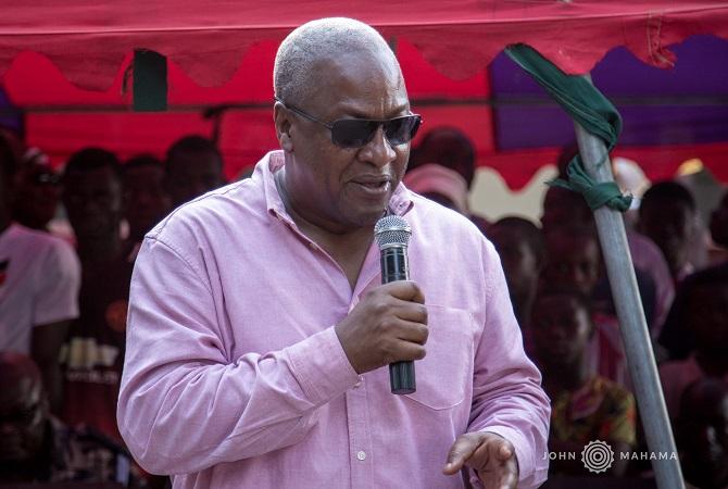 NPP has brought untold hardship on cocoa farmers – Mahama