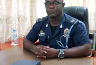 SP. Fred K. Mensah