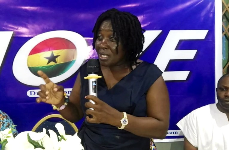 VIDEO: Vote for Better Campaign Messages, Not for Vote Buyers – Gifty Mensah Urges Delegates