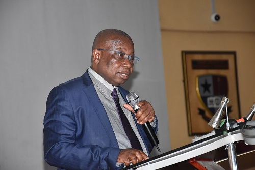 Health Minister Explains Ghana's Preparedness to Combat Corona Virus