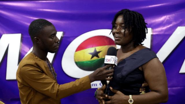 Oheneba Kwabena Yeboah Interviews Hon. Gifty Mensah