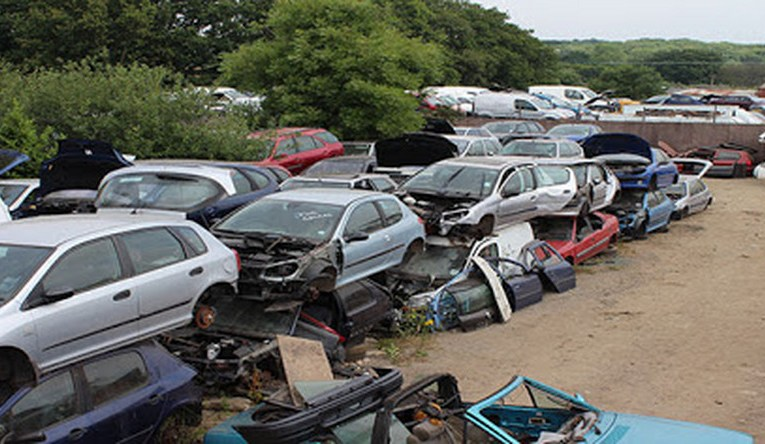 Accident Vehicle Imports Into Ghana Banned By Parliament