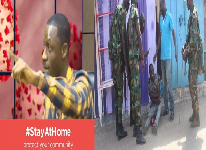 Abuse on Lockdown offenders must stop now -Eric Asamoah Tachie Writes