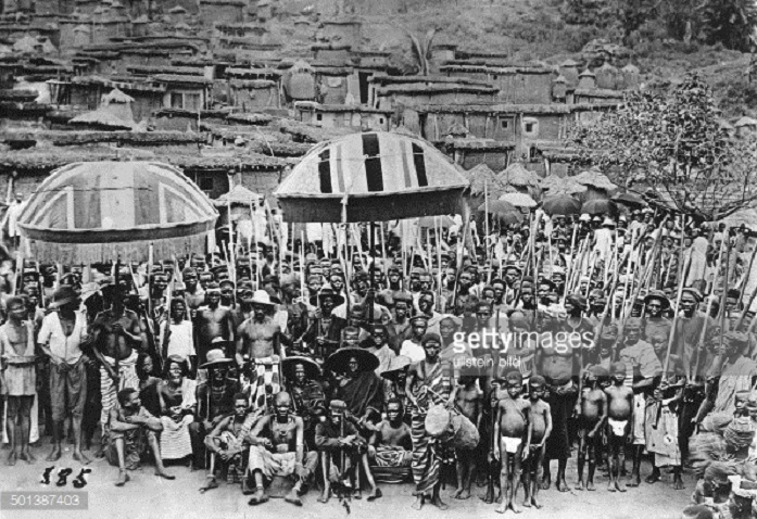 LET'S LEARN ABOUT THE GUAN PEOPLE
