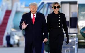 Donald Trump & Wife