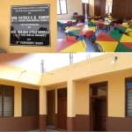 Weija Gbawe MCE and MP Hand Over KG Block to Weija Presby School