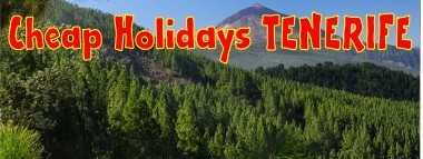 Cheap Holidays Tenerife