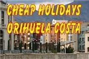 Cheap holidays Orihuela Costa