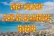 Cheap holidays Playa de las Americas, Tenerife