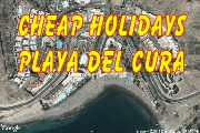 Cheap holidays Playa del Cura
