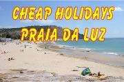 Cheap Holidays Praiada Luz, Algarve. Portugal