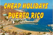 Cheap holidays Puerto Rico, Gran Canaria
