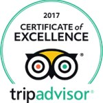 Sola Bistro - Recipient of TripAdvisors Certificate of Excellence for 2017!