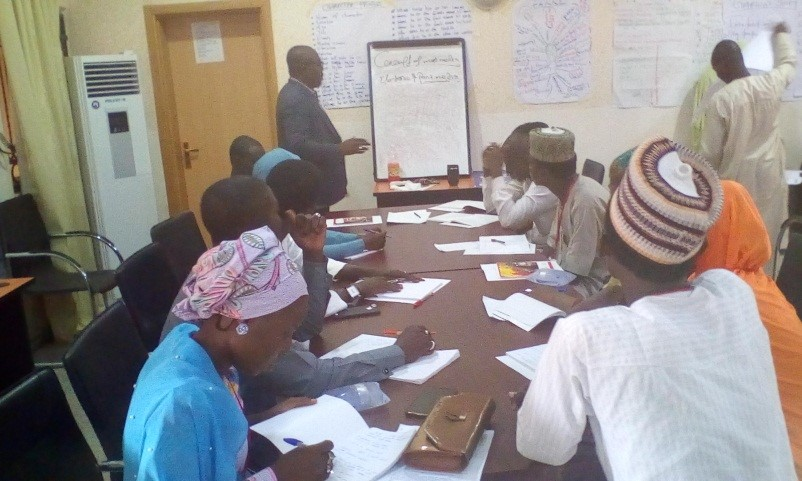 IVLP Alumnus Trains 24 Journalists, Social Media Users From Lake Chad Basin Area On Counter Terrorism