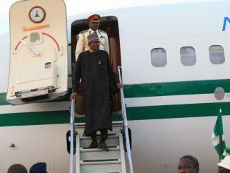 Nigeria, President, Buhari, Saudi
