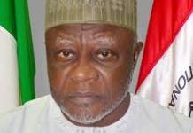 Chairman, NDLEA, Col. Muhammad Abdallah (Rtd.)