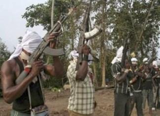 Gunmen Kidnap traditional ruler