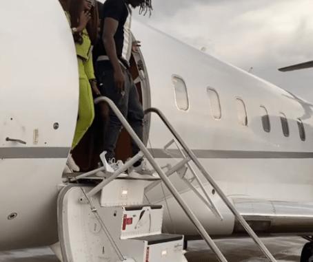Naira, Marley, Abuja, Airport, weekend