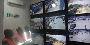 Trending CCTV control room video online belong to Kano-Coy