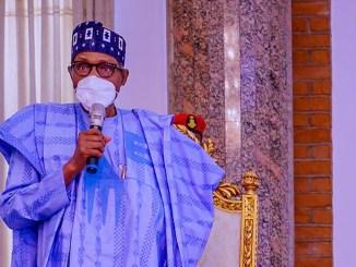 Buhari felicitates Muslims