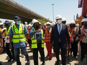 Lagos Blue Line project