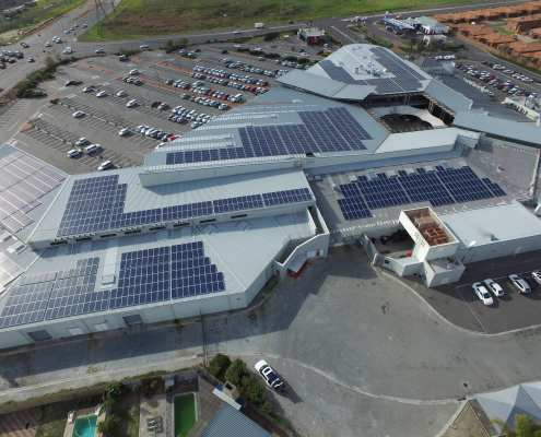 IPIC Shopping Centre Soneike in Kuils River boasts 780 kW solar system