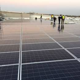 SOLA and Atterbury Property Developments partnership to see 20 MW solar capacity built