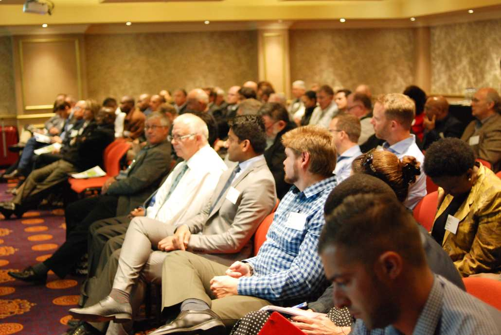 Participants in the first energy storage conference in SA hosted by EE Publishers