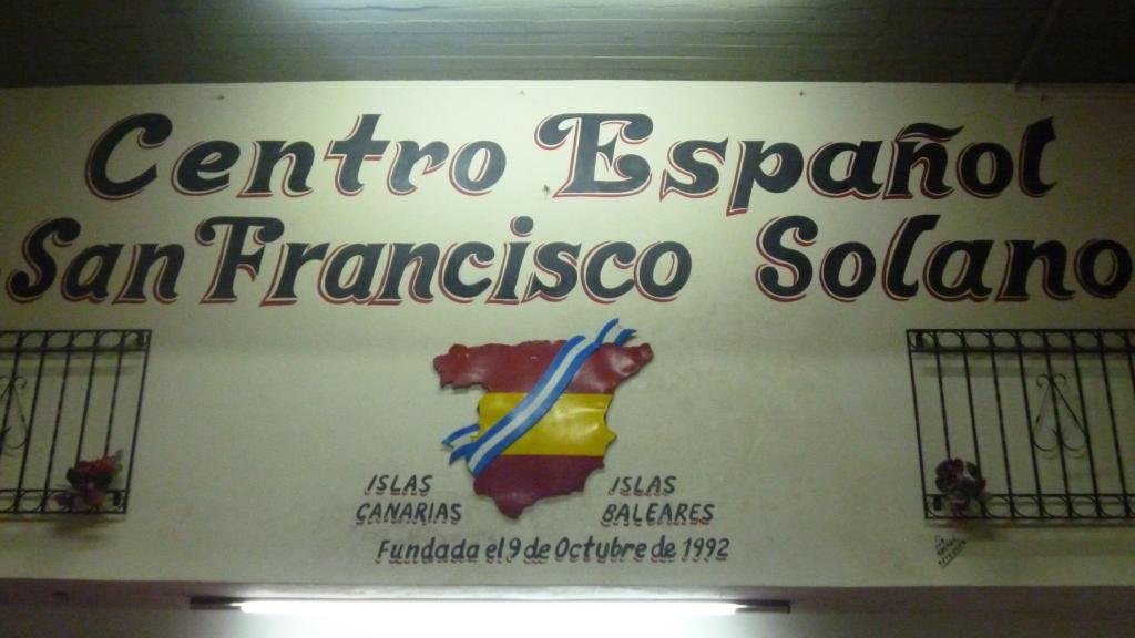 Resultado de imagen para centro español de san francisco solano